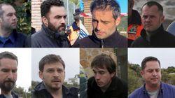 Estos son los 8 mineros que participan en el rescate de
