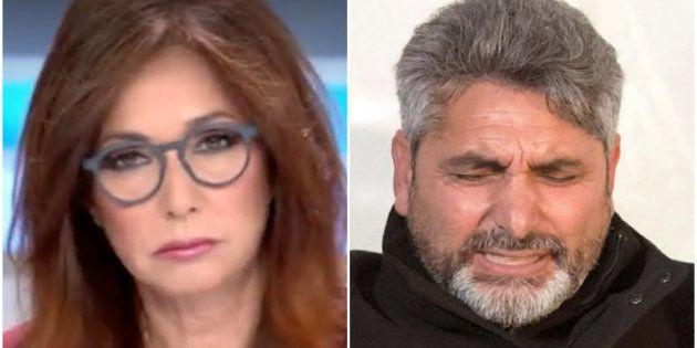 Ana Rosa Quintana, presentadora de 'El Programa de AR' (Telecinco), y Juan José