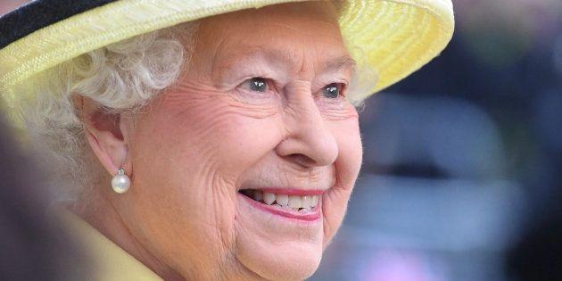 La reina Isabel II, en una imagen de