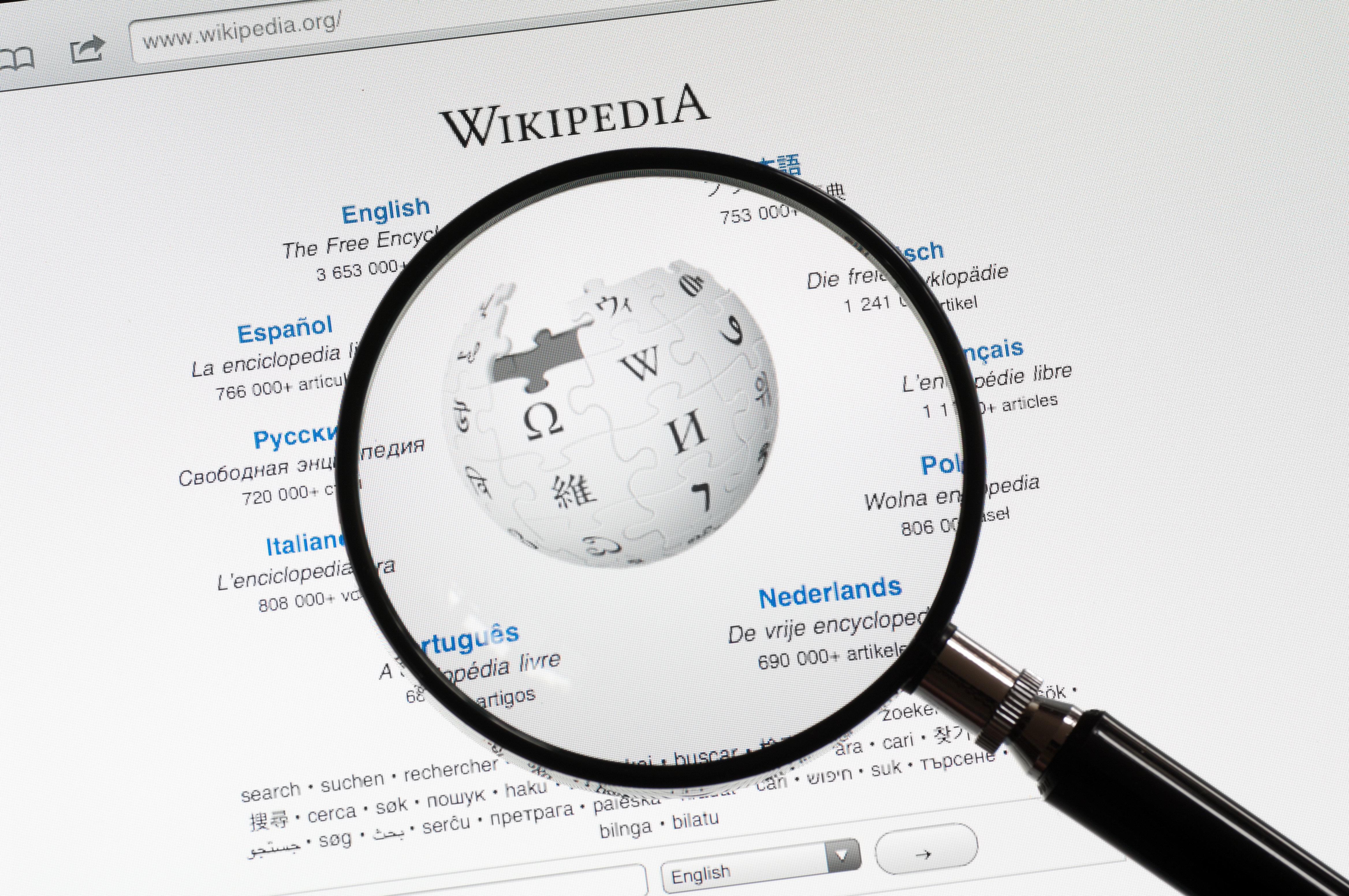 Que significa fondo wikipedia