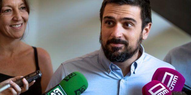 Ramón Espinar dimite de sus cargos en
