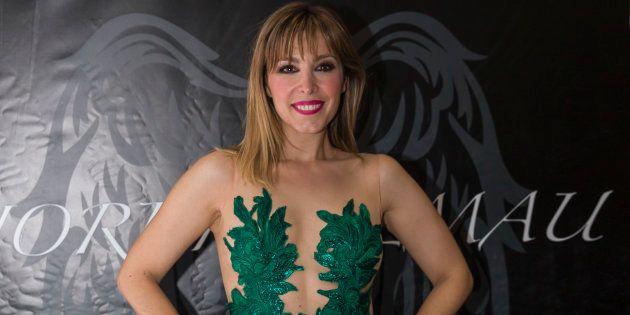 Gisela de 'OT' se desnuda en
