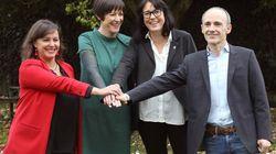 Ahora Repúblicas: el nombre de la coalición de ERC, EH Bildu y BNG para las elecciones