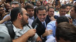 Guaidó dice que encarcelarle sería un golpe de Estado en