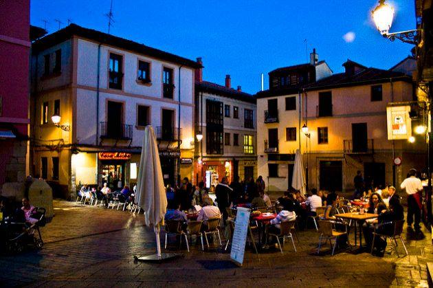 Las nueve mejores calles de España para ir de