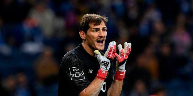 La dura respuesta de Casillas a un colaborador de 'El Chiringuito' que le