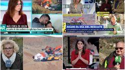 Críticas del Colegio de Periodistas de Andalucía a las televisiones por el rescate de