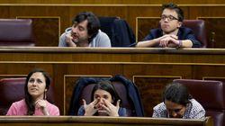 Unidos Podemos suma el apoyo de PSOE y Ciudadanos para tramitar en el Congreso su ley contra la brecha