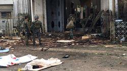 Al menos 27 muertos y 72 heridos en un atentado en una catedral en