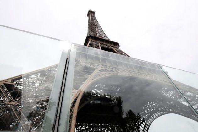 Refuerzo de seguridad en la Torre Eiffel, tras conocerse que podía ser objetivo de los