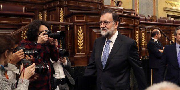 Rajoy esquiva en el Congreso el varapalo del Tribunal Constitucional sobre la