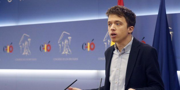 El exdiputado de Podemos y candidato de Mas Madrid a la Comunidad de