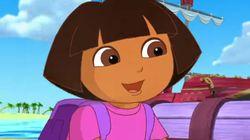 La primera imagen de la película de 'Dora la Exploradora' con personajes de carne y