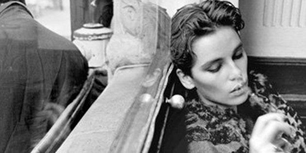 Detalle de la portada de 'Recuerdos durmientes', de Patrick Modiano