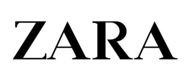 El logo de Zara de 1975 a