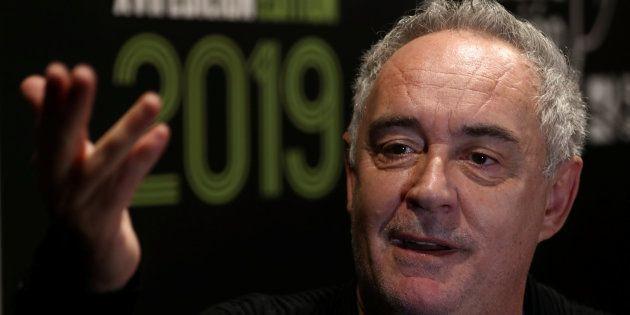 Ferran Adrià: