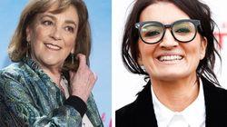 Silvia Abril responde con dureza a Carmen Maura tras lo que dijo de Cataluña: