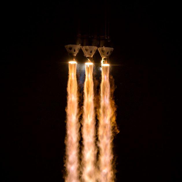 La NASA lanza con éxito la sonda Parker para llegar al