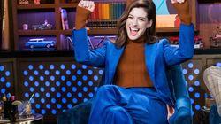 Anne Hathaway confirma que 'Princesa por sorpresa' tendrá tercera