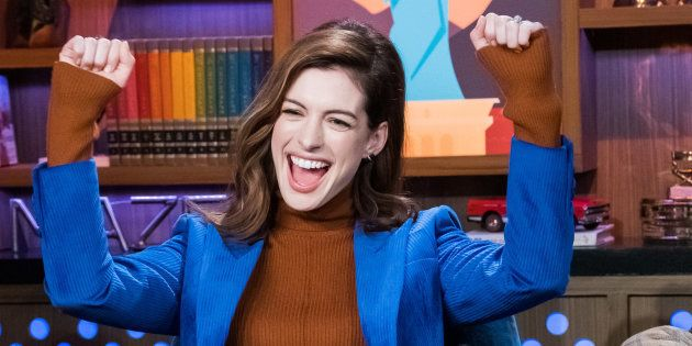 Anne Hathaway en 'What What Happens