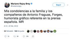 Mariano Rajoy, Álex de la Iglesia, Maruja Torres... política y cultura se despiden de