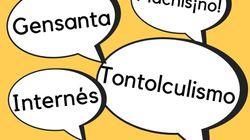 Siete palabras de Forges que deberíamos incorporar a nuestro vocabulario