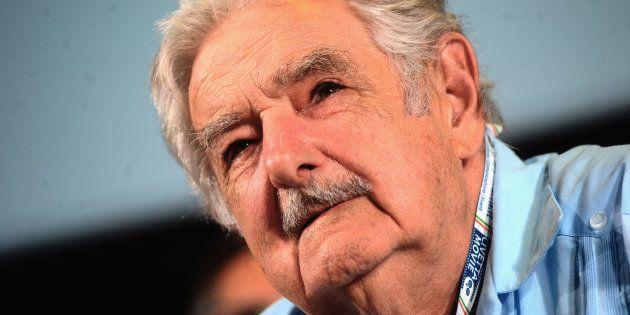 José Mujica, el pasado agosto en Bolonia (Italia), durante la presentación de su