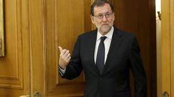 La íntima revelación de Rajoy a De la Morena en pleno directo sobre su vida fuera de La