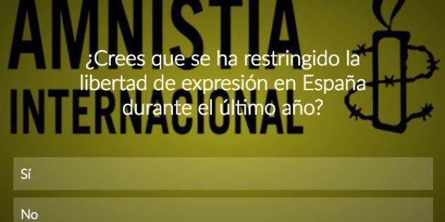 VOTA: ¿Crees que se ha restringido la libertad de expresión en España durante el último