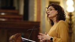 Montero cree que Sánchez convocará elecciones este año si no se aprueban los