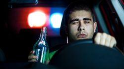 Un conductor de Navarra da positivo en todas las drogas del
