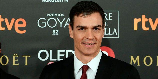 Por qué no verás a Pedro Sánchez en los premios