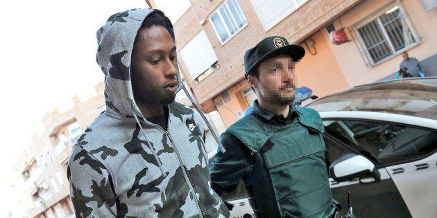 La juez declara prisión preventiva para el futbolista Rubén