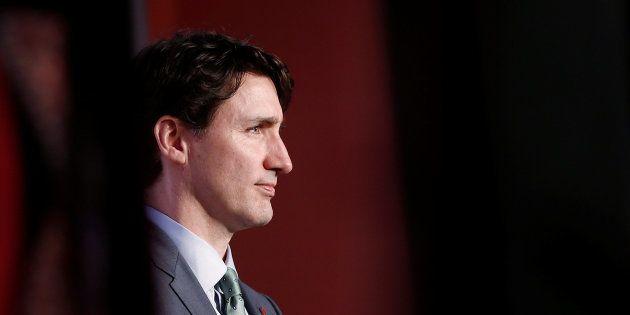 El primer ministro canadiense, Justin Trudeau, durante su gira en