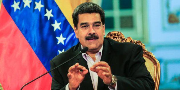 Nicolás Maduro, el pasado