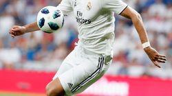 Benzema se graba al volante cometiendo una infracción grave y lo publica en