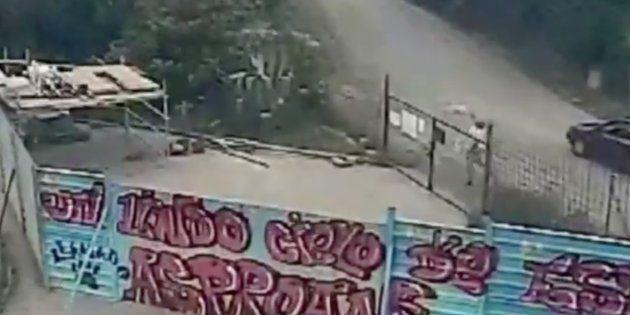 La Guardia Civil causa estupor al compartir las imágenes de la terrible muerte de un perro en