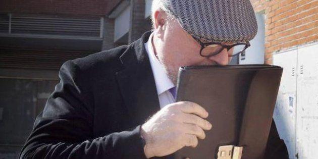 El excomisario José Manuel Villarejo, en una imagen de