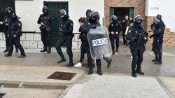 Unos 50 detenidos en un nuevo golpe al narcotráfico en el campo de