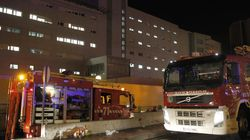 Una tinerfeña de 51 años detenida por el incendio en el Hospital de la Candelaria de