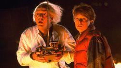 Los protagonistas de 'Regreso al futuro' se reúnen 33 años