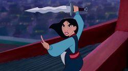 Este es el aspecto de Mulan en la película que Disney rueda con