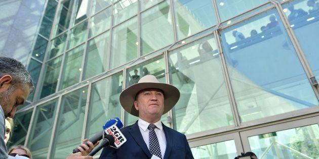 El viceprimer ministro australiano dimite tras un escándalo