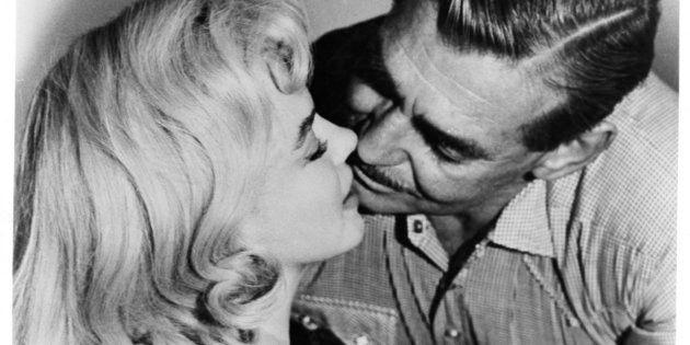 Marilyn Monroe y Clark Gable, en una escena de 'Vidas rebeldes' en