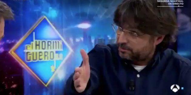 El encendido mensaje de Jordi Évole contra Marta Sánchez y el Gobierno en 'El