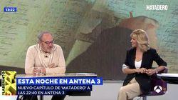 La bronca de Tito Valverde en 'Espejo Público' (Antena 3) :