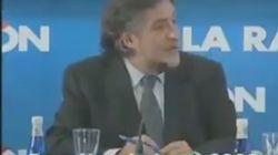 El PP reflota el vídeo en el que 'Pepu' Hernández veía a Rajoy