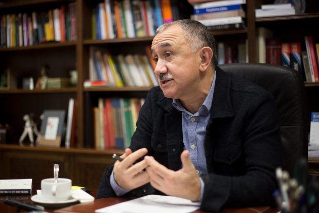 Pepe Álvarez: