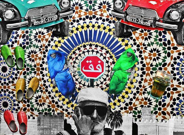 À Anvers, une exposition déjantée célèbre les artistes Pop art d'Afrique du Nord et du