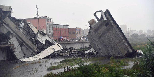 Génova no es la única: otros derrumbes